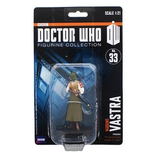 "Doctor Who 4"" Collectible Resin Figure: Madame Vastra - multi"