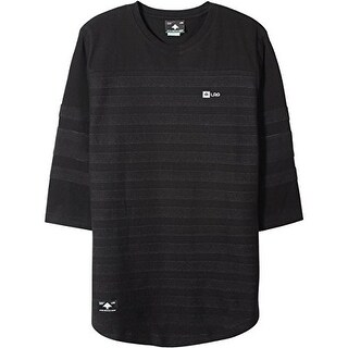 LRG Mens Nightfall 3/4-Sleeve Shirt