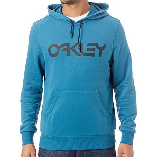 97b5321c Shop Oakley Mens B1b Po Hoodie, Blue Coral, M - Free Shipping Today -  Overstock - 25323883