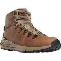"Danner Women's Mountain 600 4.5"" Hiking Boot Rich Brown Full Grain Leather"