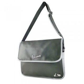 Vespa Messenger Bag - Green