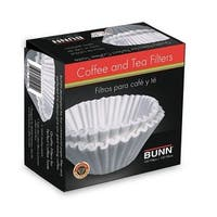 Bunn BCF100 Coffee & Tea Filters, White