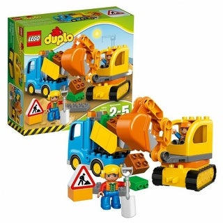 LEGO(R) DUPLO(R) Town Truck & Tracked Excavator (10812)