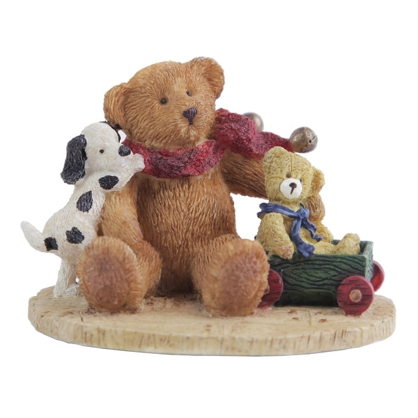Russ Berrie Bears From the Past Figurine