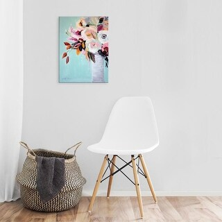 Easy Art Prints Jacqueline Brewer's 'Fall Into Summer' Premium Canvas Art
