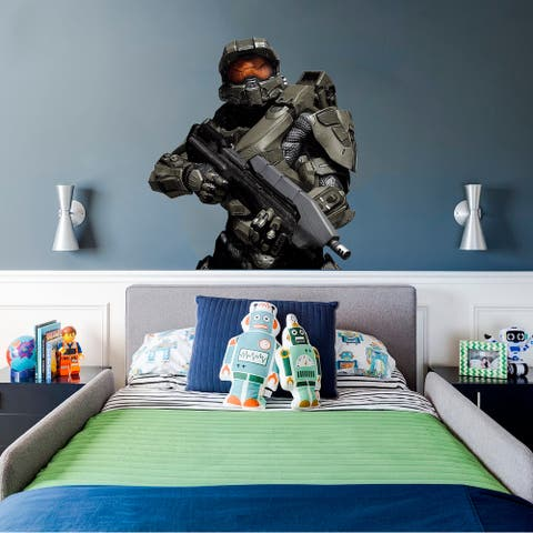 Gaming Soldier Decal, Gaming Soldier Sticker, Gaming Soldier Wall Decor