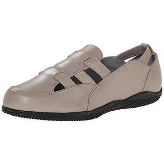 SoftWalk Womens Hampton Loafers Leather Slip On