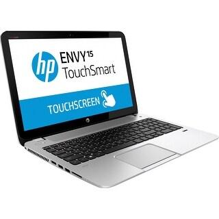 """HP ENVY 15-J052NR 15.6"""" Touch Laptop Intel Core i7-4700MQ 2.4GHz 8GB 750GB Win10"""