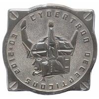 Transformers MP11 Starscream Bonus Coin Accessory - multi
