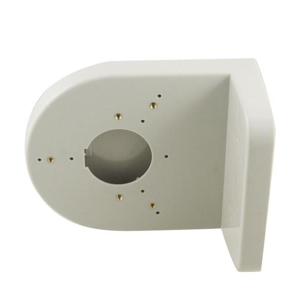 Unique Bargains Security Shelf Plastic Gray Wall Mount Bracket for Dome Camera Tncsh