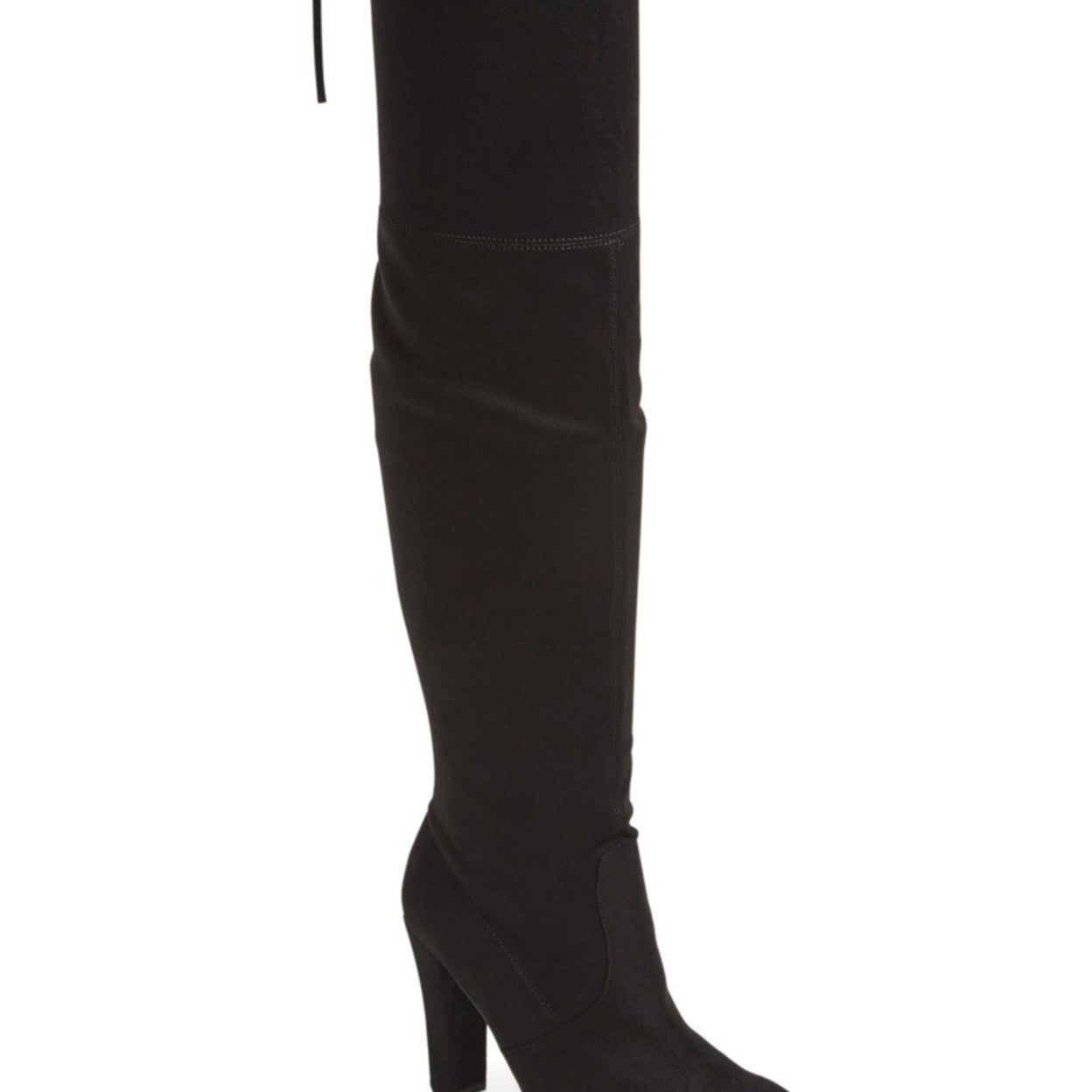 Fanático Travieso pañuelo de papel  Shop Steve Madden Gorgeous Over The Knee High Boots Black - Overstock -  31700638