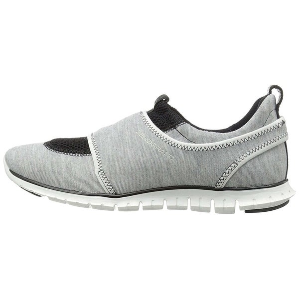 Cole Haan Womens Zerogrand Low Top Slip On Fashion Sneakers