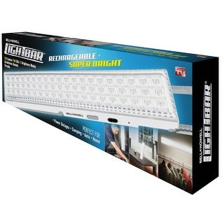 Bell + Howell Rechargeable LED Light Bar - Super Bright