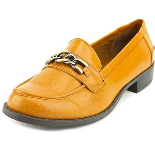 Steve Madden Syllabus Round Toe Synthetic Loafer