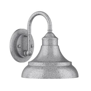 """Park Harbor PHEL1000 Portsmouth 9"""" Tall Single Light Outdoor Wall Sconce (2 options available)"""