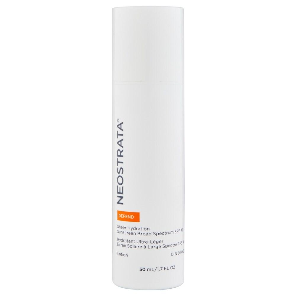 Neostrata Sheer Hydration SPF 40 1.7 fl oz (White - Body Sunscreen)