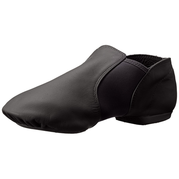 Capezio Adults Economy Jazz Oxford Jazz Shoes, Black, 12M