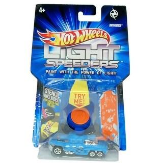 Hot Wheels Light Speeder Invader - Multi