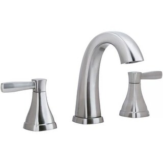 Miseno ML641 Foggia Widespread Bathroom Faucet - Includes Pop-Up Drain Assembly