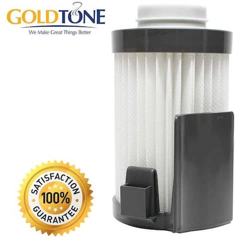 GoldTone Replacement Vacuum Filter Fits Eureka DCF-10 and DCF-14 430 Series Upright Cleaner Replaces 62731, 62397 (1 Pack)