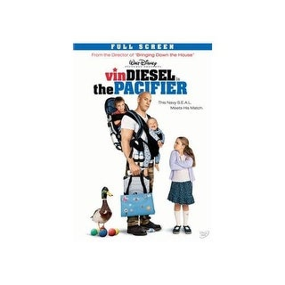 PACIFIER (DVD/FF 1.33/DD 5.1 SS/FR-BOTH)