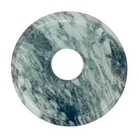 Replacement Waterfall Faucet Glass Disc Plate Arabescato