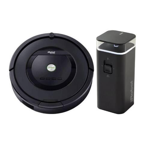 iRobot Roomba 805 Cleaning Vacuum Robot (Renewed) Bundle