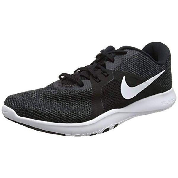 best cheap 92546 3fd30 Nike Womenx27s Flex Trainer 8 Cross, BlackWhite-Anthracite