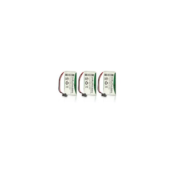 Replacement Battery For Uniden D3097S Cordless Phones - BT1008 (700mAh, 2.4V, Ni-MH) - 3 Pack