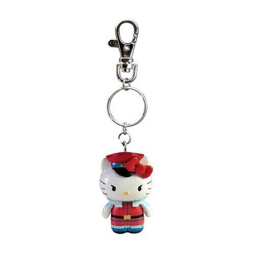 Street Fighter X Sanrio Mobile Key Chain M.Bison - Multi