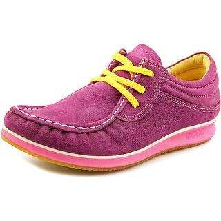 Ecco Mind Moc Toe Leather Loafer