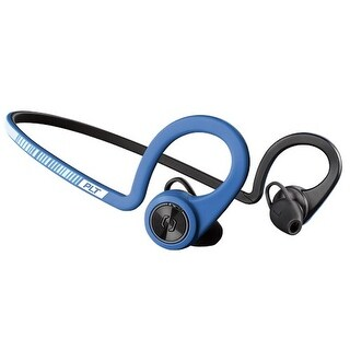 Refurbished Plantronics BackBeat Fit Power Blue Stereo Bluetooth Headset