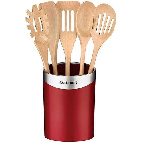 Cuisinart CTG-00-6RBWC Utensil Kitchen Tool Set, 6 Piece