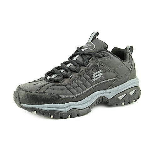 6a57f20d3513 Shop Skechers Energy After Burn Mens Sneakers Black 10.5 W - Free Shipping  Today - Overstock.com - 20975903