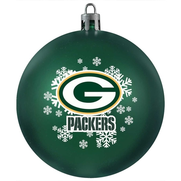 Green Bay Packers Shatter-proof Ornament