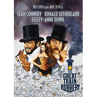 Great Train Robbery [DVD]