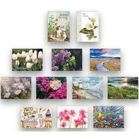 Crown Point Graphics  All Occasion Assortment Cards, Box of 24