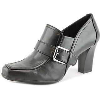 Franco Sarto Ronda Women Square Toe Patent Leather Oxford