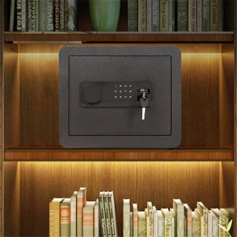 "AOOLIVE 1.5 Cubic Feet Safe Electronic Gun Storage - 8'6"" x 11'6"""