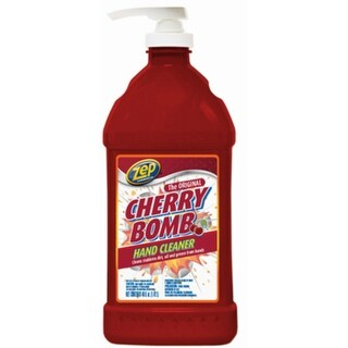 Zep ZUCBHC48 The Original Cherry Bomb Hand Cleaner, 48 Oz