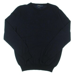 Polo Ralph Lauren Mens Crewneck Sweater Knit Long Sleeves