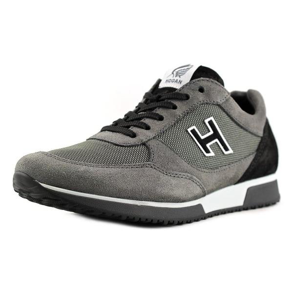 Shop Hogan H198 N Modello Boy 1TF Athletic Shoes - Free Shipping ... b68aa3eb0218f