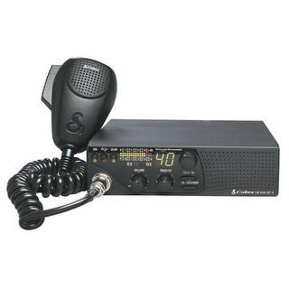Cobra 18 Wx St Ii Cb Radio 40 Channel 10 Noaa 9 Mic Cord - 18WXST