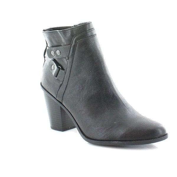 Bar III Womens Dove Closed Toe Ankle Fashion Boots
