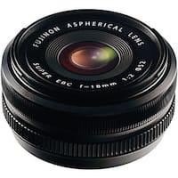 Fujifilm 18mm f/2.0 XF R Lens (International Model)