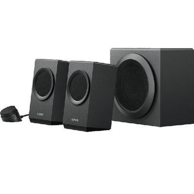 Logitech 980-001260 Z337 Wireless 2.1 Speakers F/ Computers Smartphones Tablets