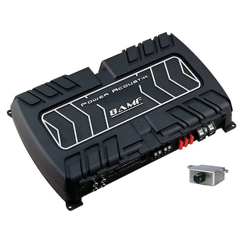 Power acoustik bamf1-5000d power acoustik bamf series 1 channel d class 5000 watts