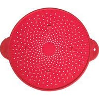 Red - Silicone Splatter Screen