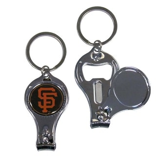 MLB 3-in-1 Keychain - San Francisco Giants