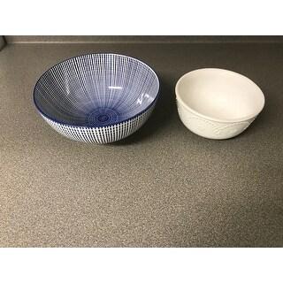 4 Piece Pasta Bowl Set - Color